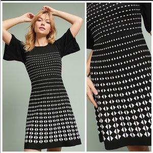 Anthropologie Akemi & kin fit and flare dress BNWT